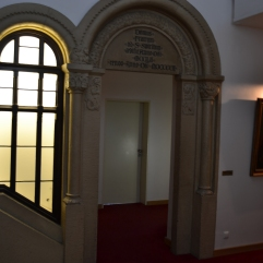 Foyer der Restrooms