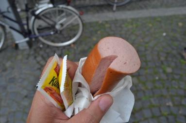 Fleischwurst mundet auch mir