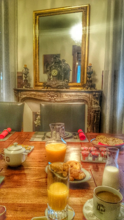 Stilvolles Frühstück
