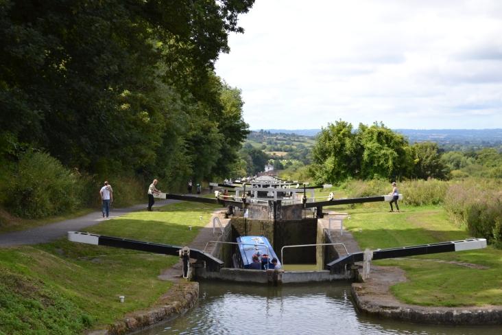 Caen Hill Locks 1