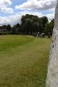 Avebury - Teil des Steinkreises